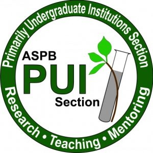 Group logo of Primarily Undergraduate Institutions Section