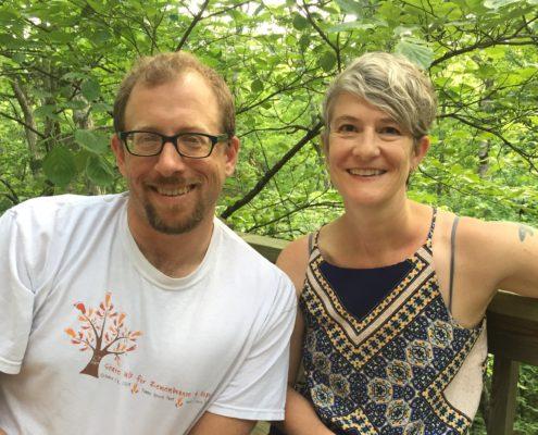 Ivan Baxter & Liz Haswell