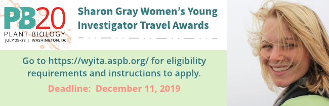 Sharon Gray Women's Young Investigator Awards