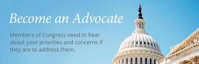 Become an ASPB Advocate