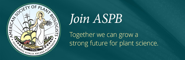 Join the American Society of Plant Biologists