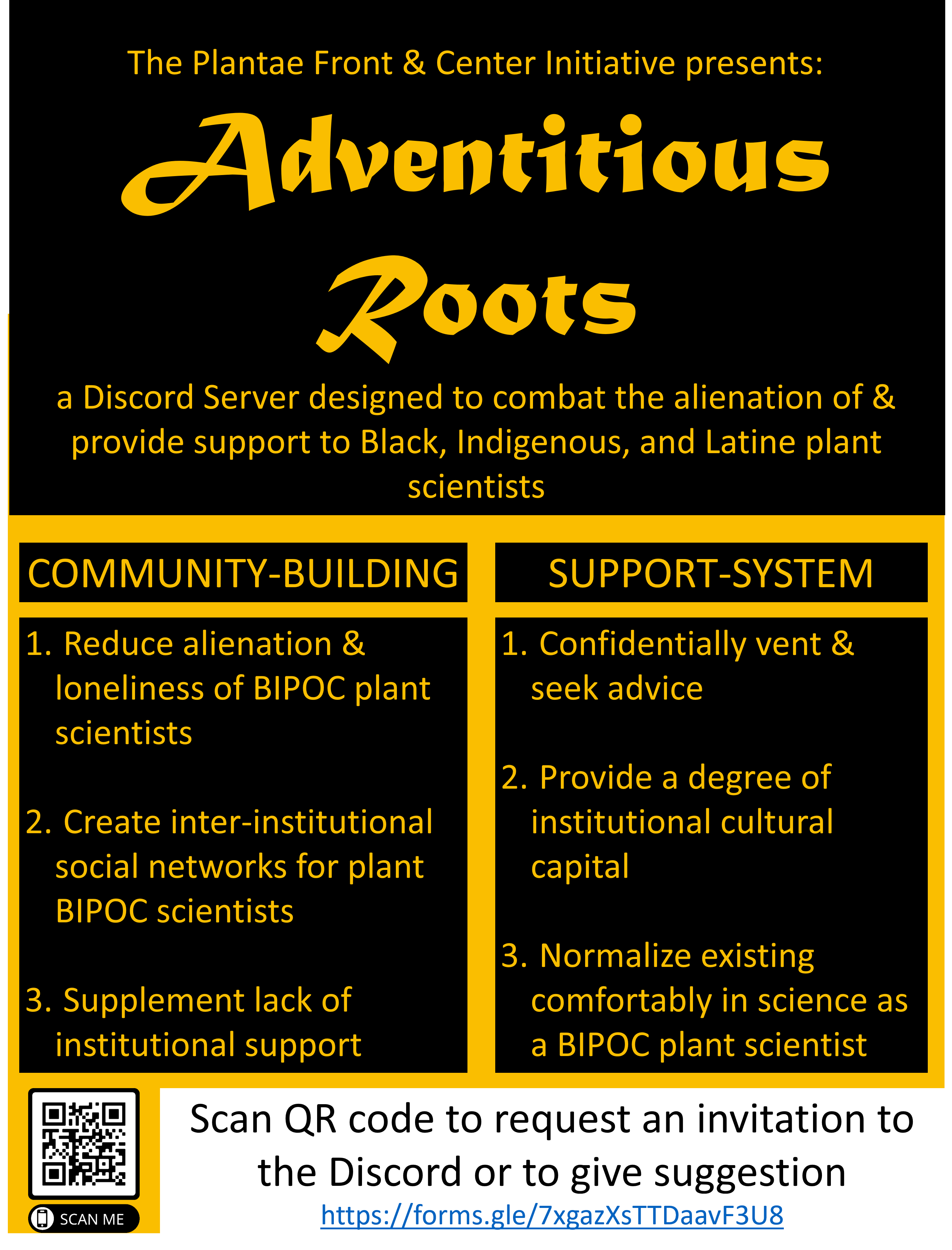 Adventitious Roots Flyer